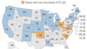Twenty-nine States and D.C. Have Enacted EITCs, 2017