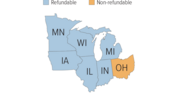 Ohio is the Only Great Lakes State Without a Refundable* EITC