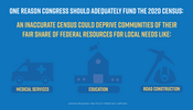 One Reason Congress Should Adequately Fund the 2020 Census: