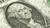 Dollar Bill Puzzle Pieces