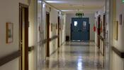 Hallway in Hospital