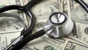 Health - Money and Stethoscope
