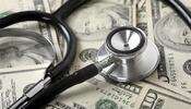 Health - Money and Stethoscope