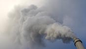 Smokestack and Black Smoke