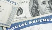 Ben Franklin Social Security Card