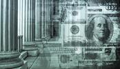 Dollar and Columns