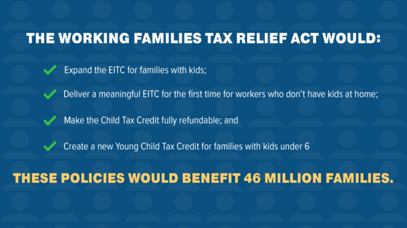 The Working Families Tax Relief Act