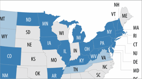 Medicaid Expansion Crop - Small