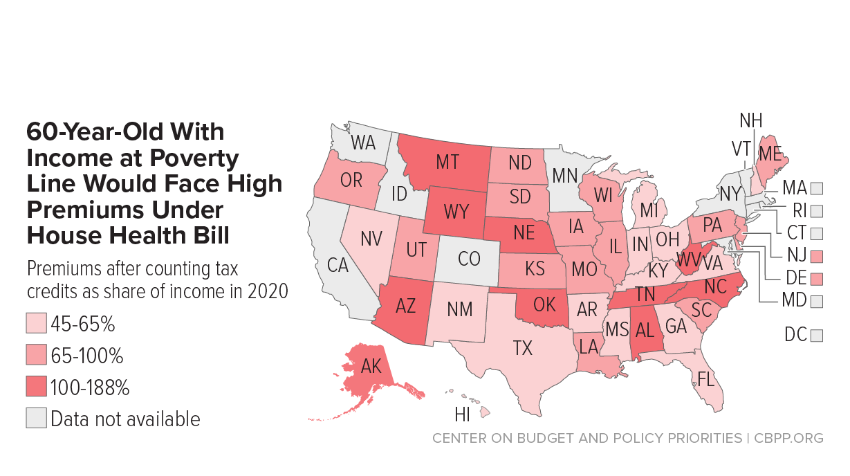 People Losing Medicaid Under House Republican Bill Would Face High Barriers  To Coverage  Center On Budget And Policy Priorities